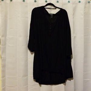 Torrid Size 5 black Top